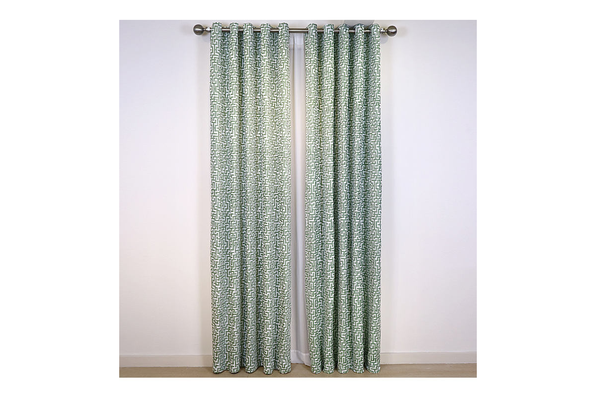 "ARQ LIVING NIKKOLA COLLECTION CURTAIN PANEL (54X96"")"