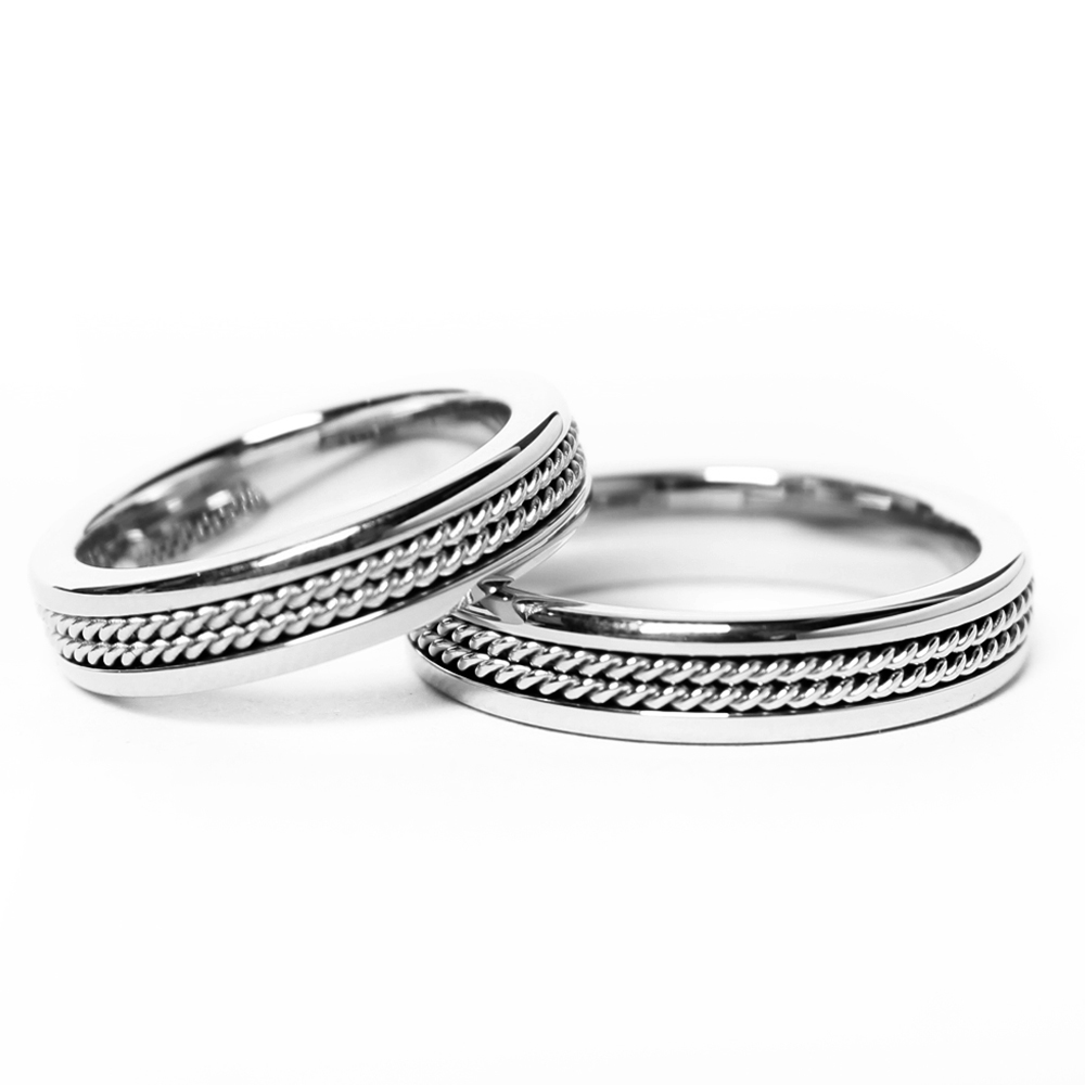 Chemistry Tungsten Ring T66 Series (T66)