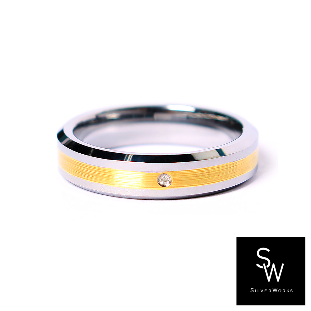 Chemistry Tungsten Ring T49 Series (T49)