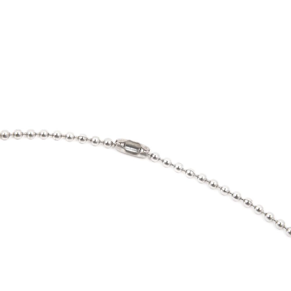 Silverworks X1783 Letter Y Necklace