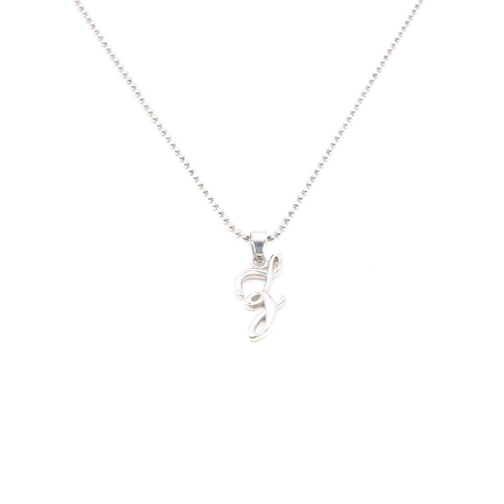 Silverworks X1784 Letter Z Necklace