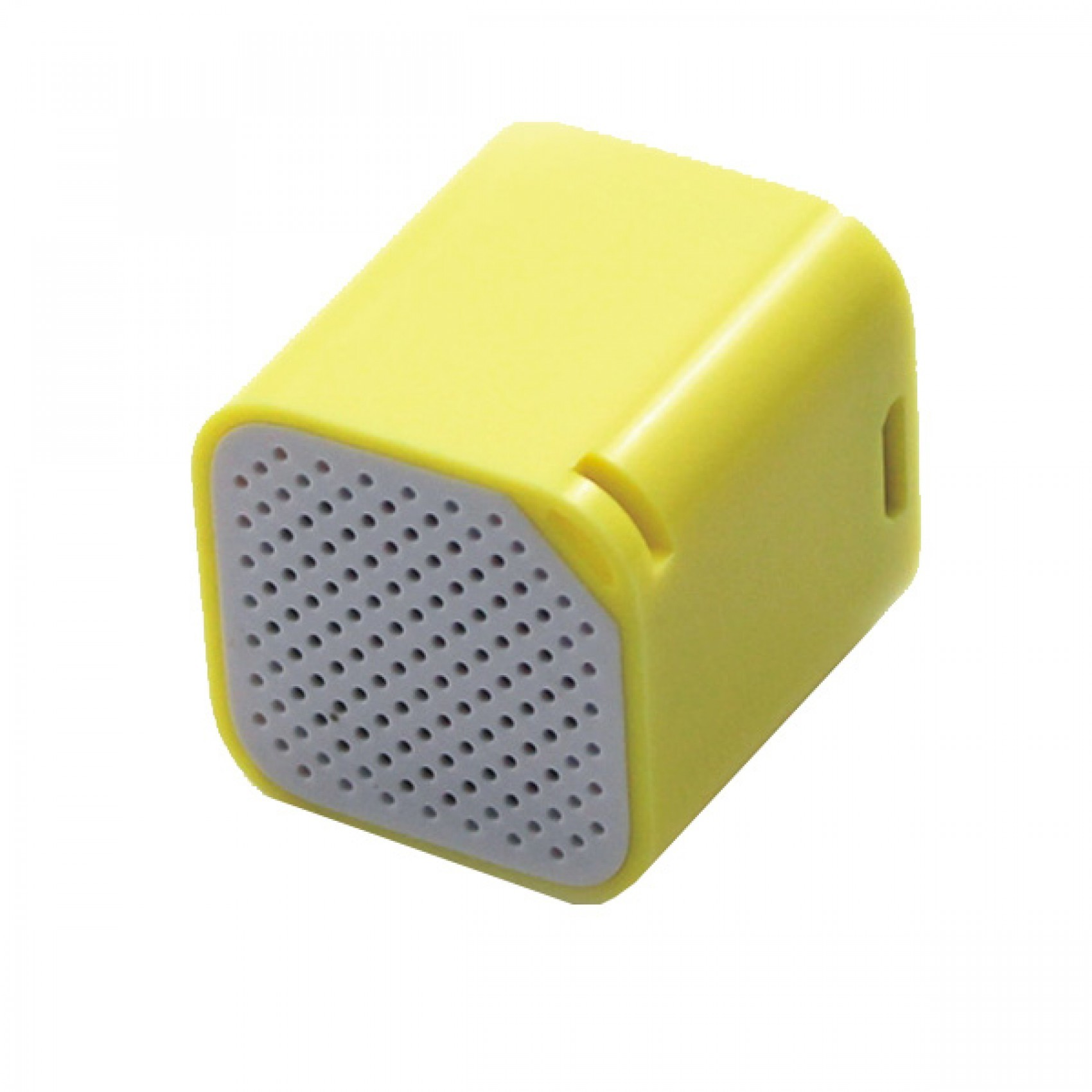 3 in 1 Smart Micro Bluetooth Speaker With Shutter and Anti Lost Function - Yellow