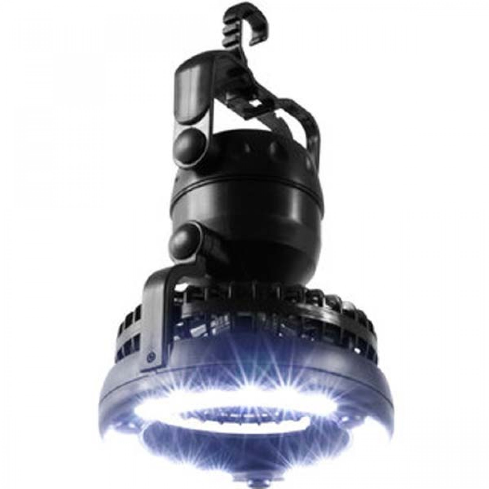 2 in 1 Rechargeable Outdoor Camping Led Light With Ceiling Fan