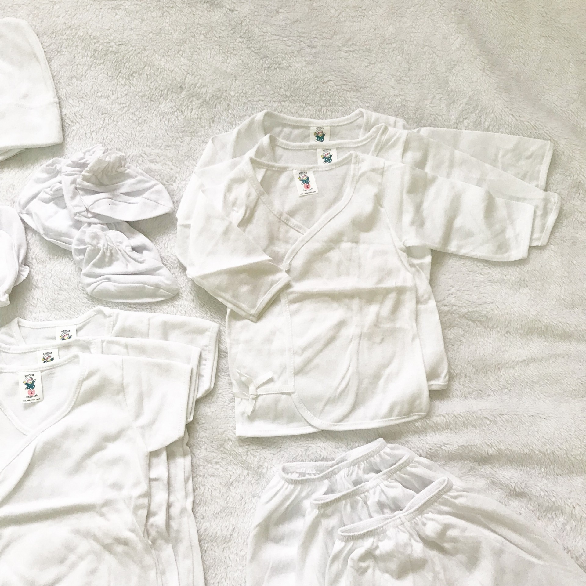 Unisex Baby Stuff I Set Newborn Baby Use (28 Pieces)