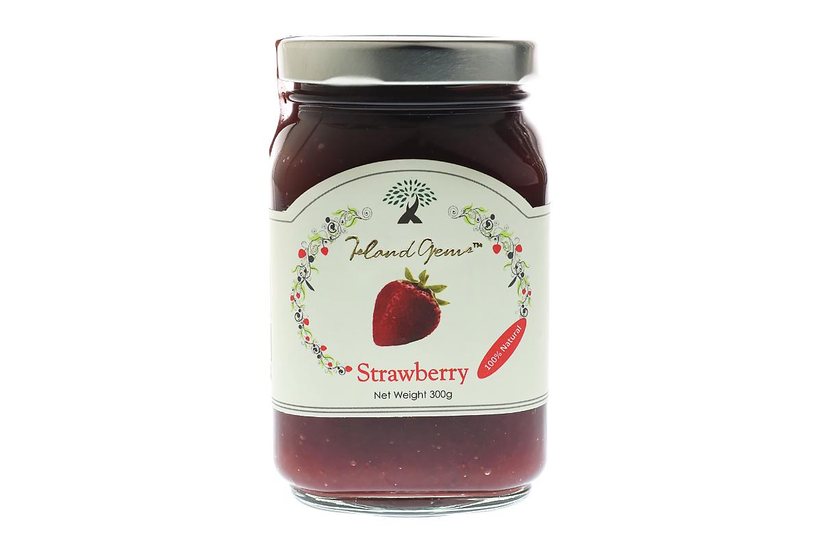 Kaffer and Rivera Strawberry Marmalade 300gmss