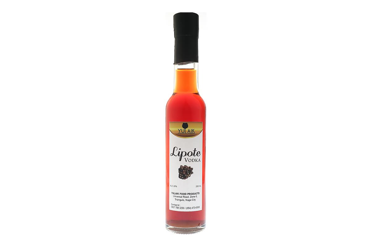 Yulaik Lipote Vodka 250ml.