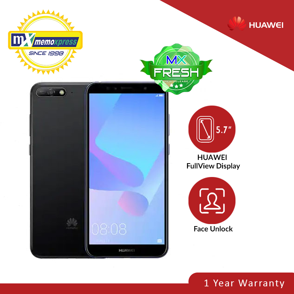 Huawei Y6 2018 | For Sale Online at Takatack.com | Up to ...