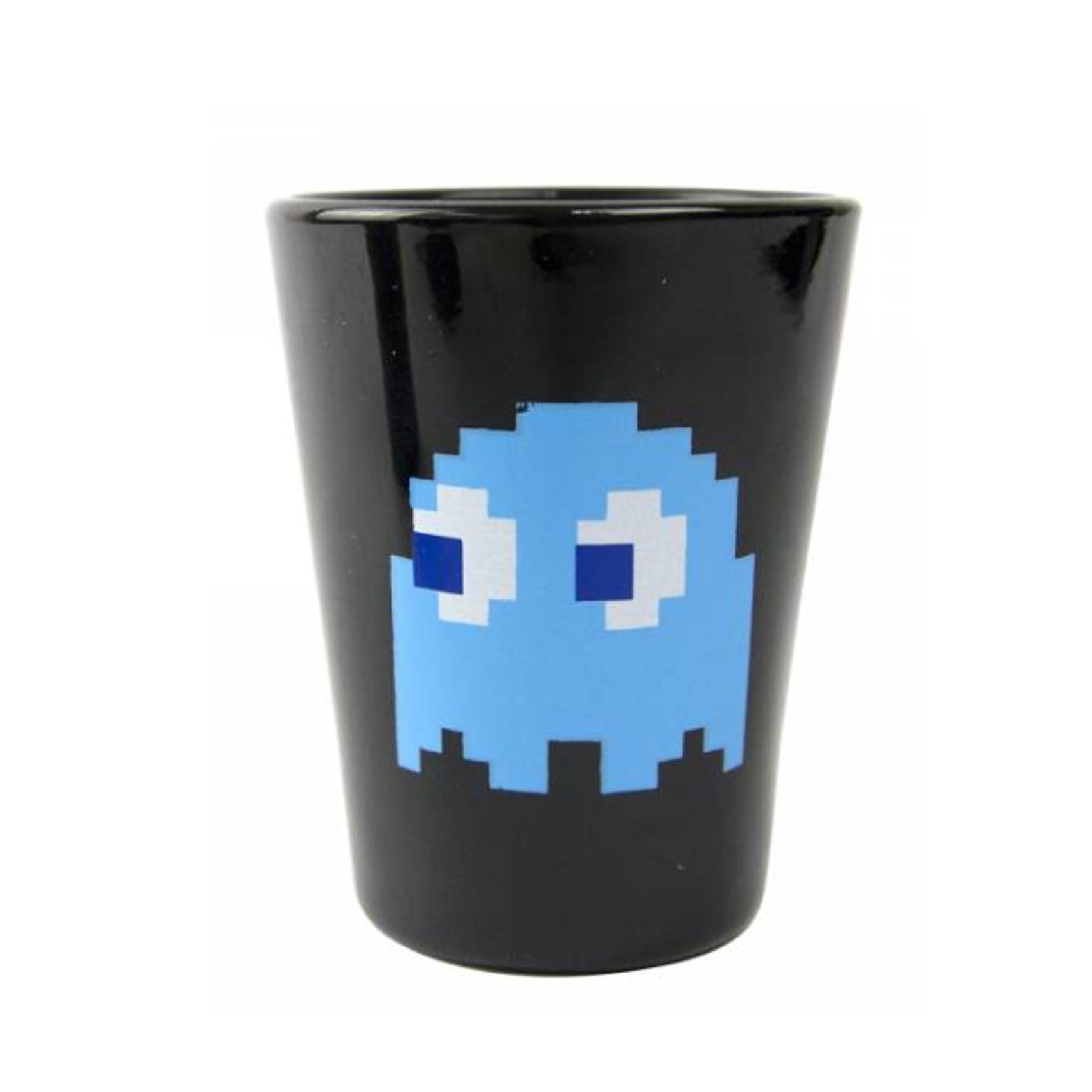 Pac-Man Shot Glass 4-Pack - Black