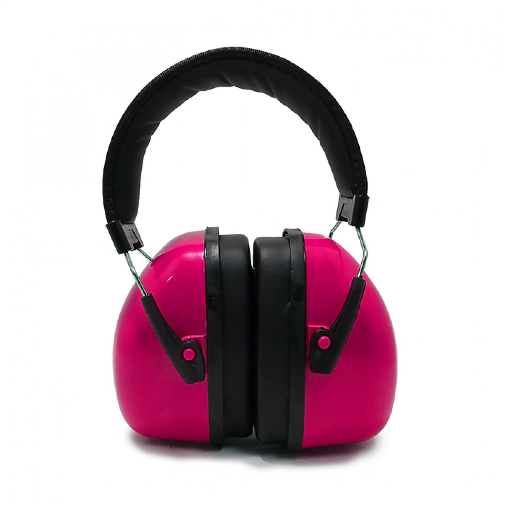 Noise Reduction Ear Muff Hearing Protection Headset - Pink