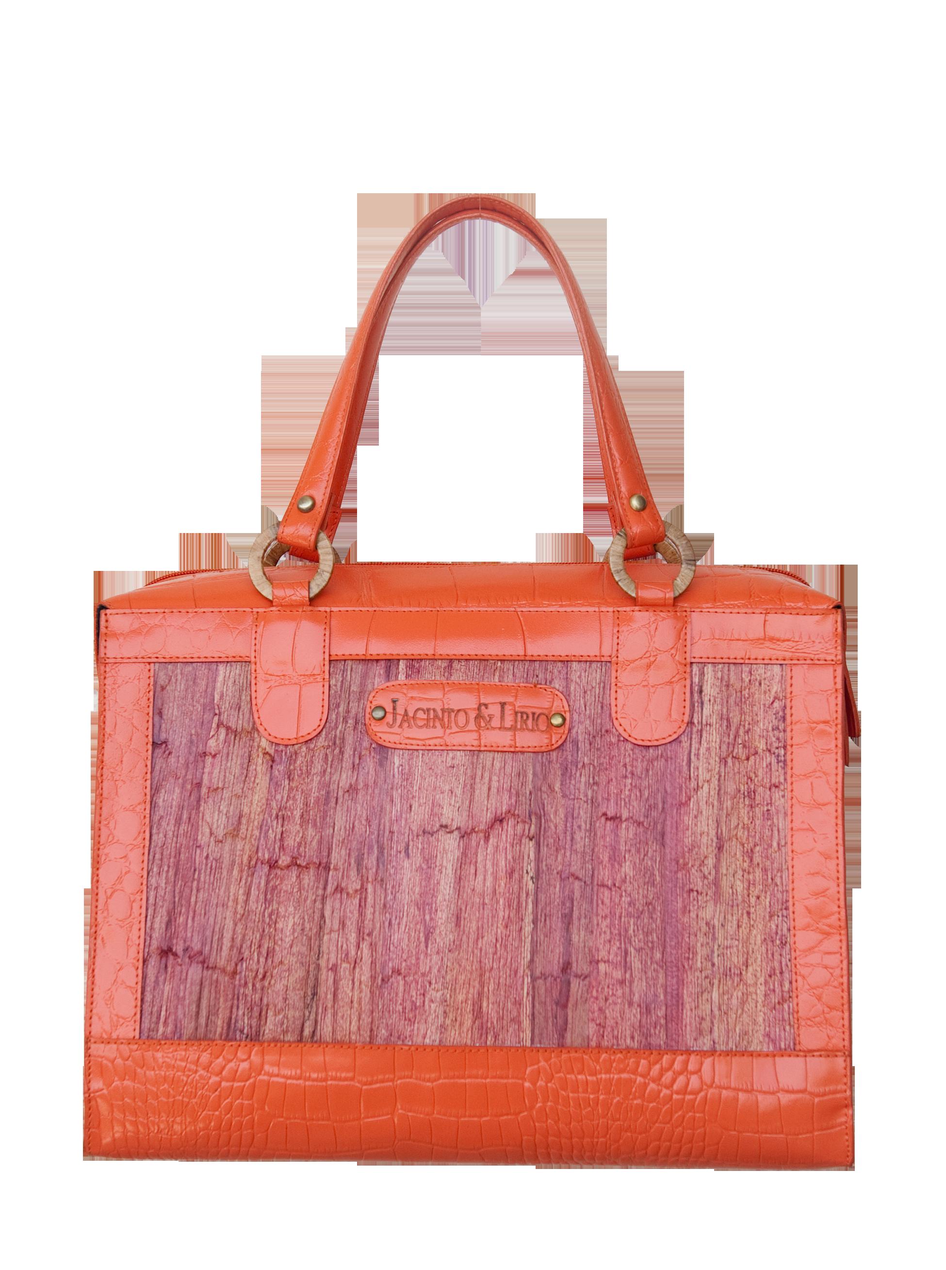 J L Gabriela Bag Vermilion Rose For Sale Online At Takatack Com