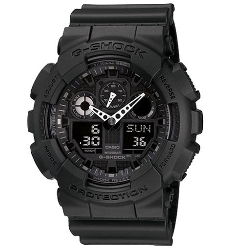 CASIO G-SHOCK WATCH (GA-100-1A1DR)