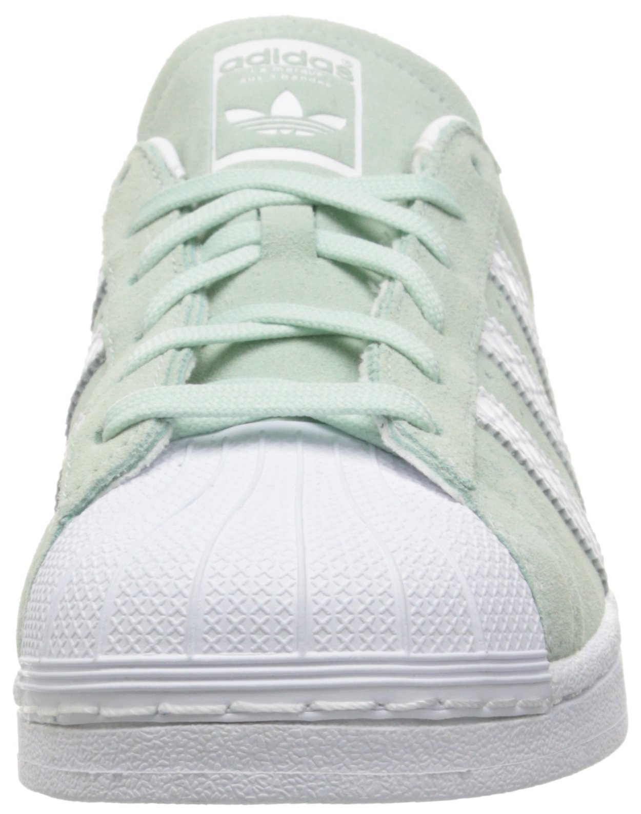 adidas Originals SUPERSTAR Trainers ice mint/white Zalando.co.uk