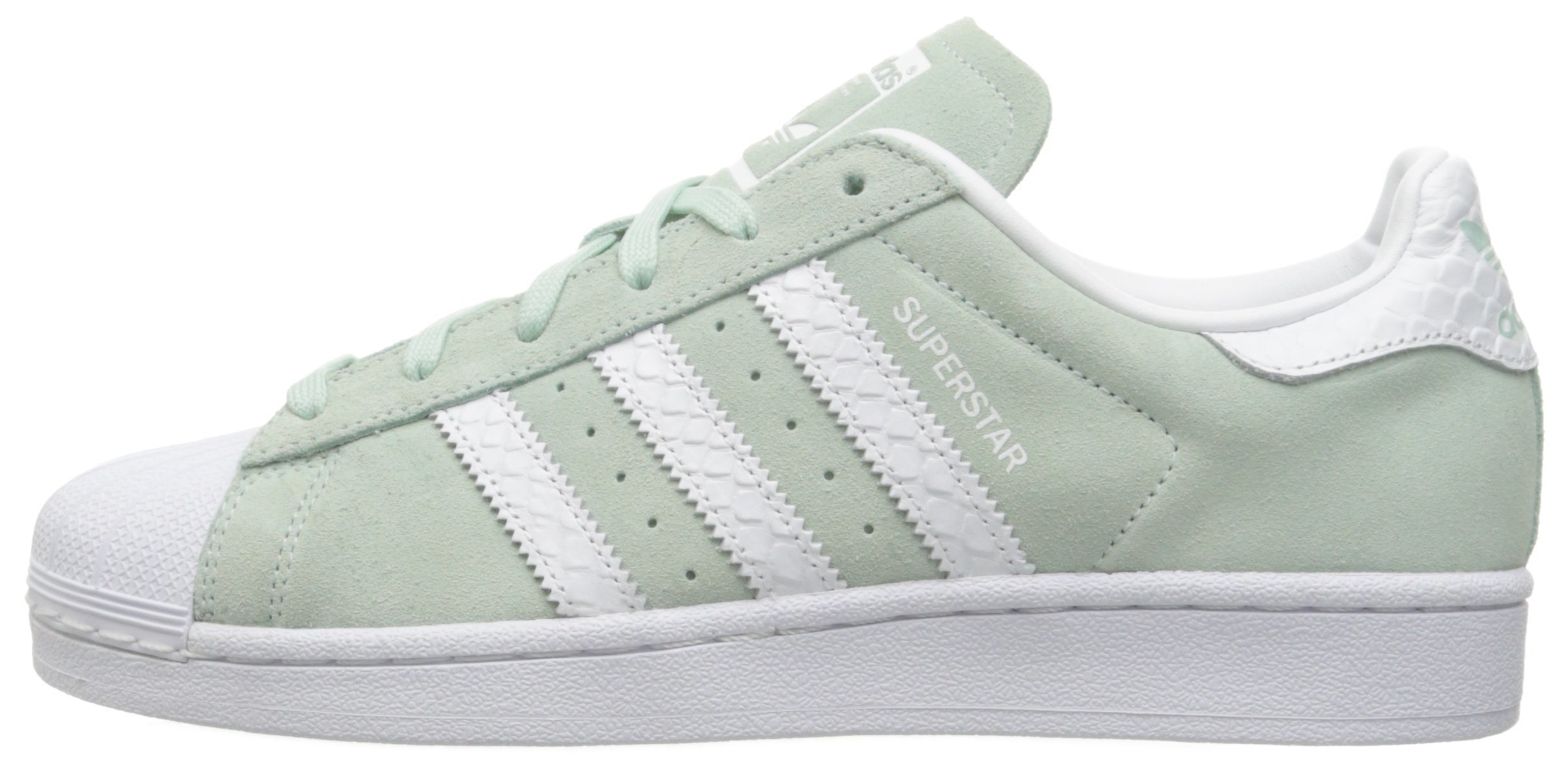 Köp adidas Originals Superstar W Ice Mint/ White/ Gröna Skor