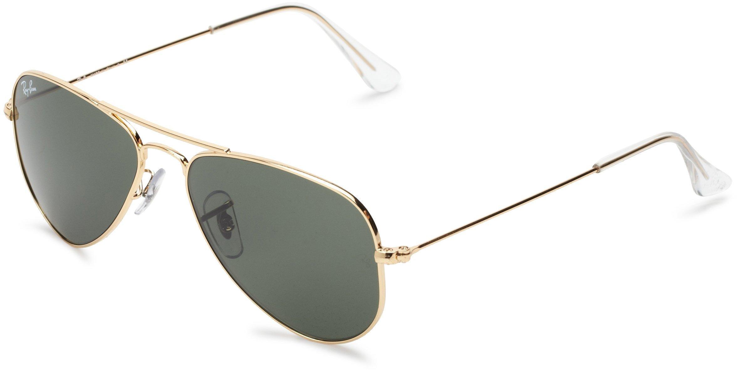 ray ban aviator small metal sunglasses