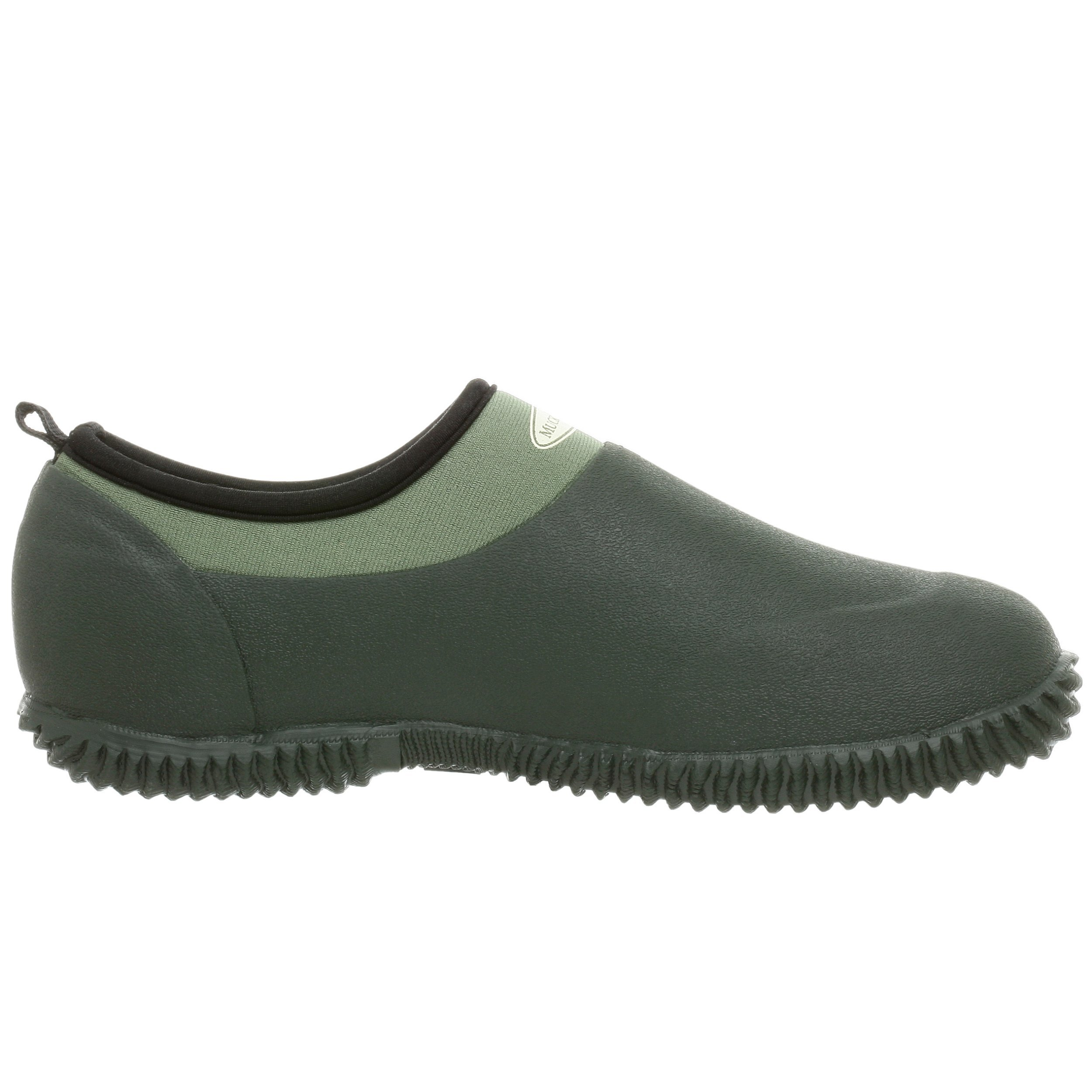 The Original MuckBoots Daily Garden ShoeGarden Green7 M US Mens