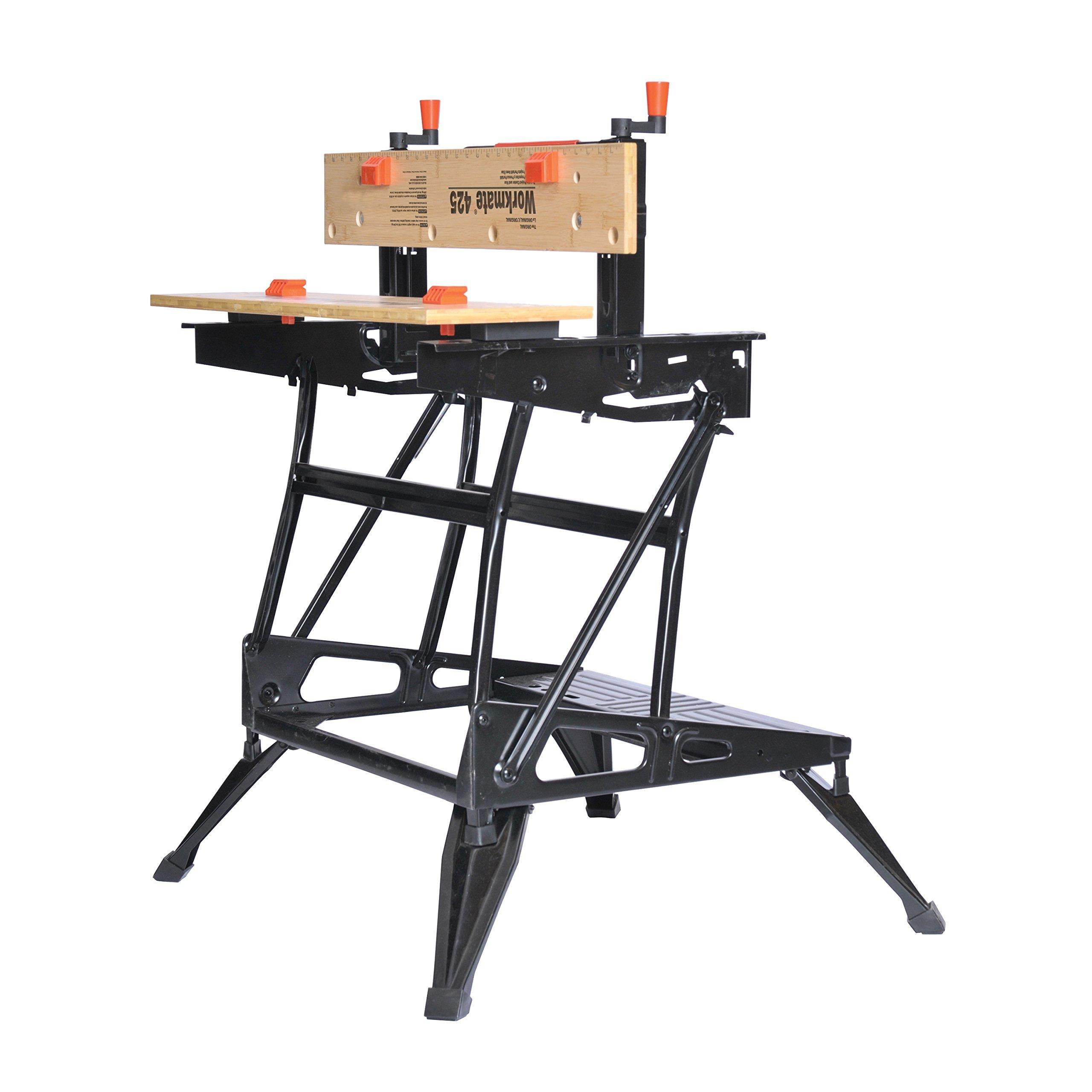 Black & Decker WM425 Workmate 425 550-Pound Capacity ...