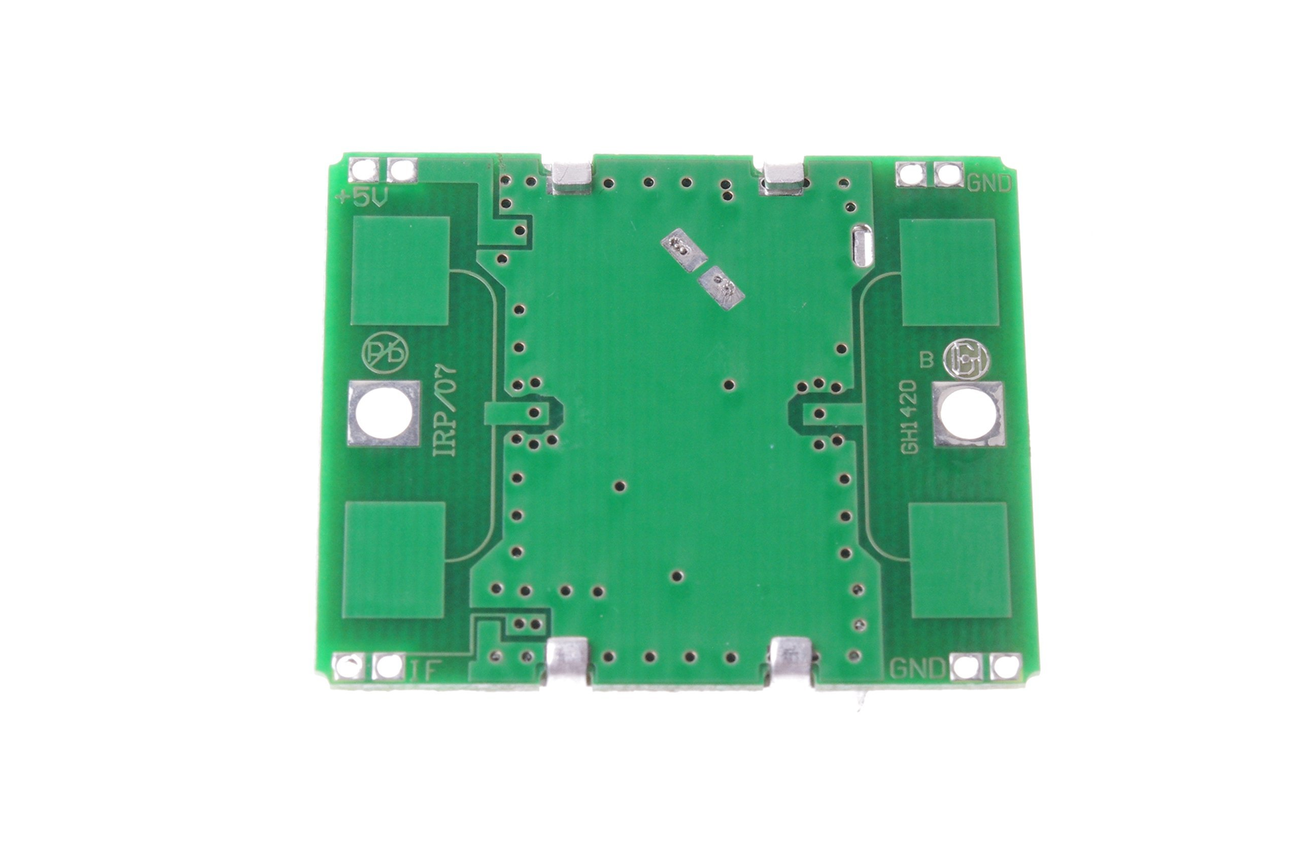 Ghz Microwave Inc Electrical Equipment Components