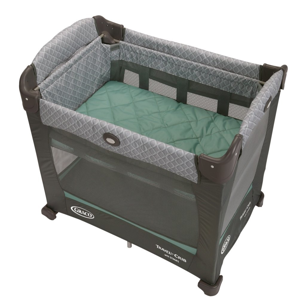 Graco crib for sale manila -  Graco Travel Lite Crib With Stages Manor
