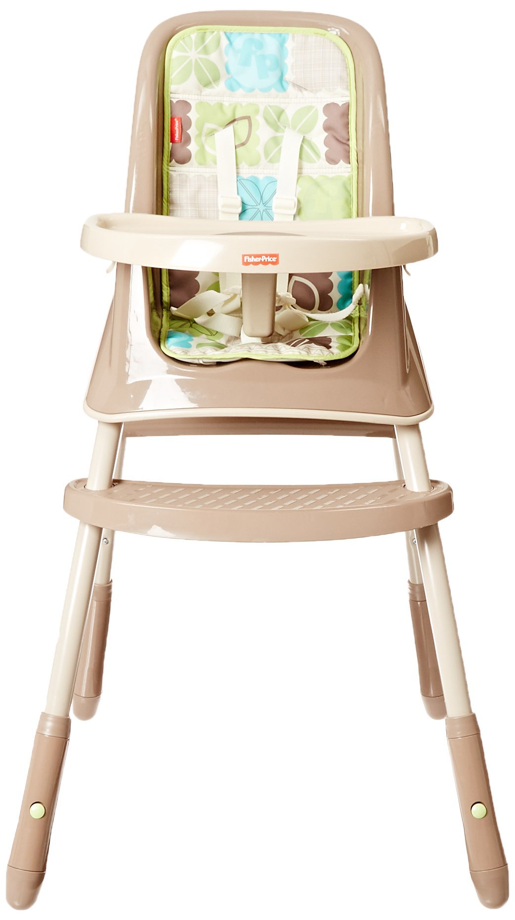 Price Rainforest Friends Grow With Me High Chair