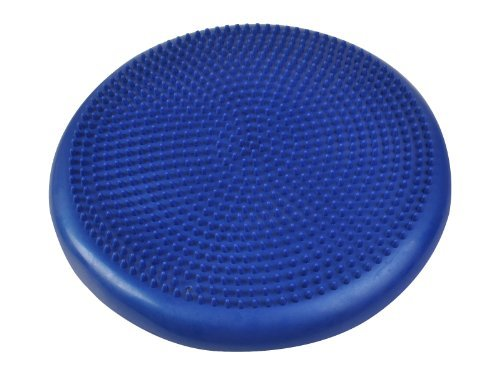 Seat Inflatable Sensory Chair Cushion for Kids - Blue Disc