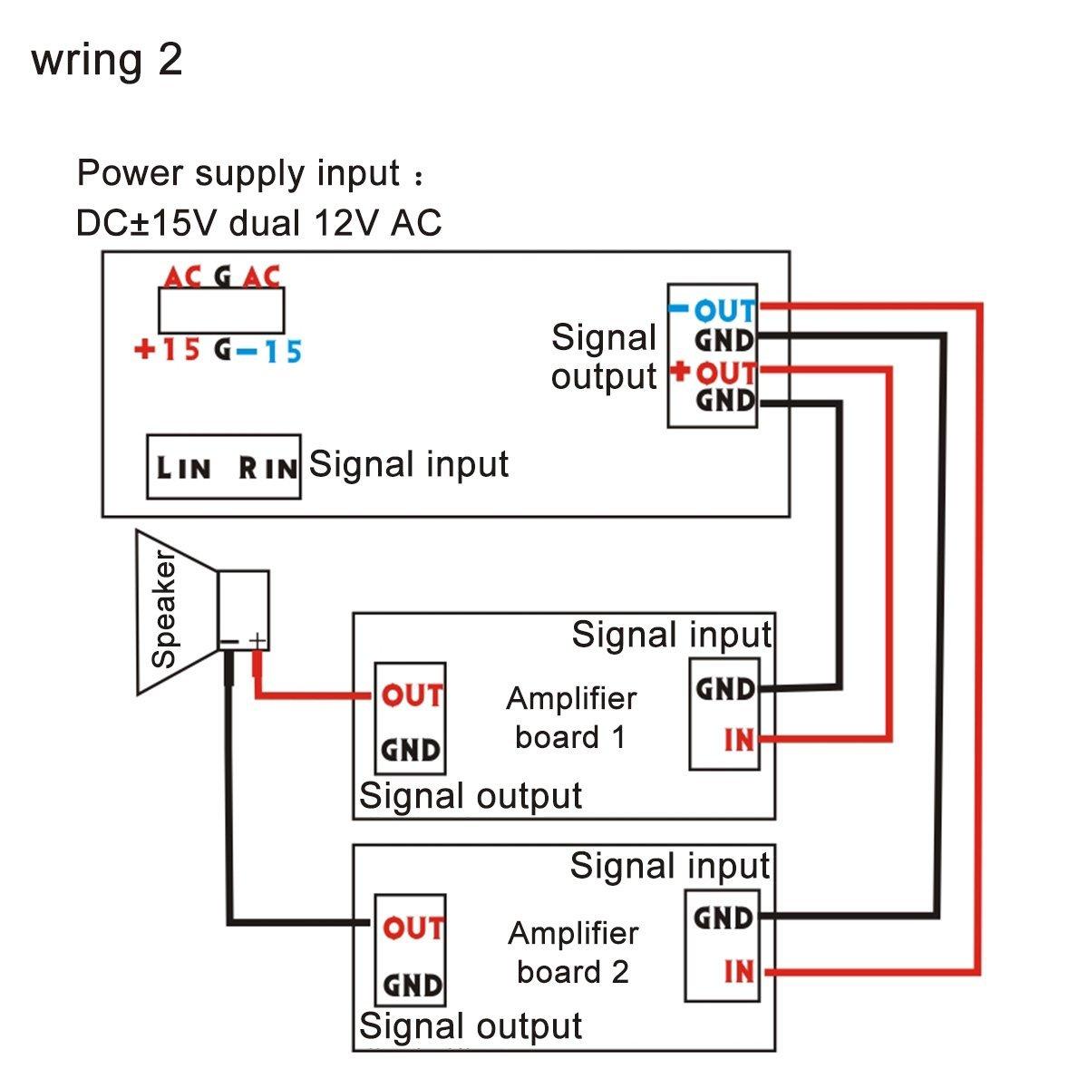 DROKxae; OPA2132 Op-amp Subwoofer Low-pass Filter Circuit