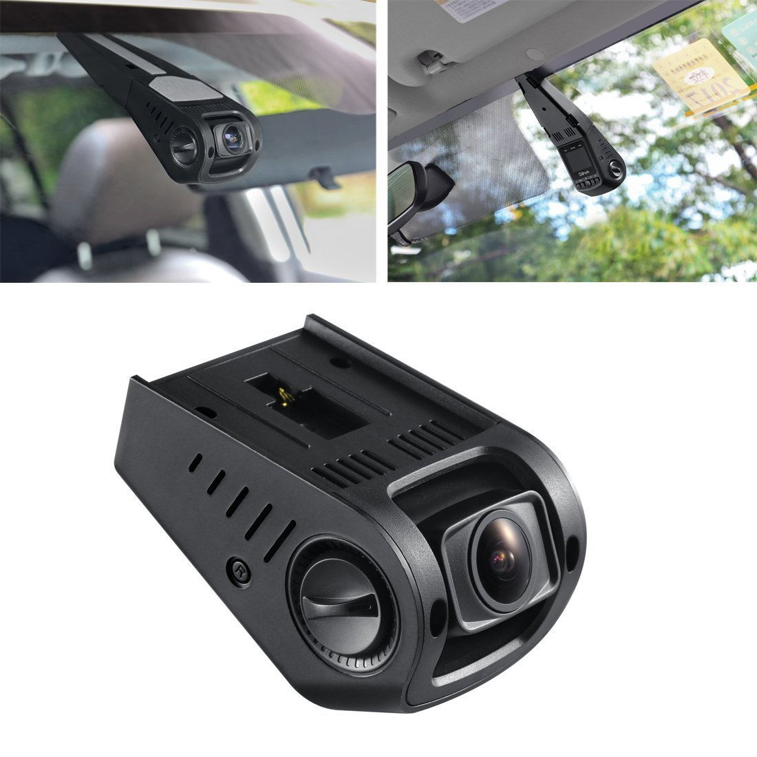 odrvm dash cam pro hd 1080p dashboard camera for cars b40. Black Bedroom Furniture Sets. Home Design Ideas