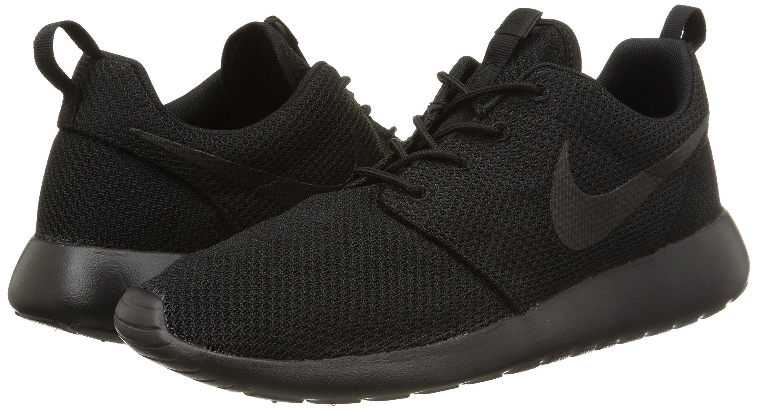 Run Nike Roshe Mono Mesh Noir