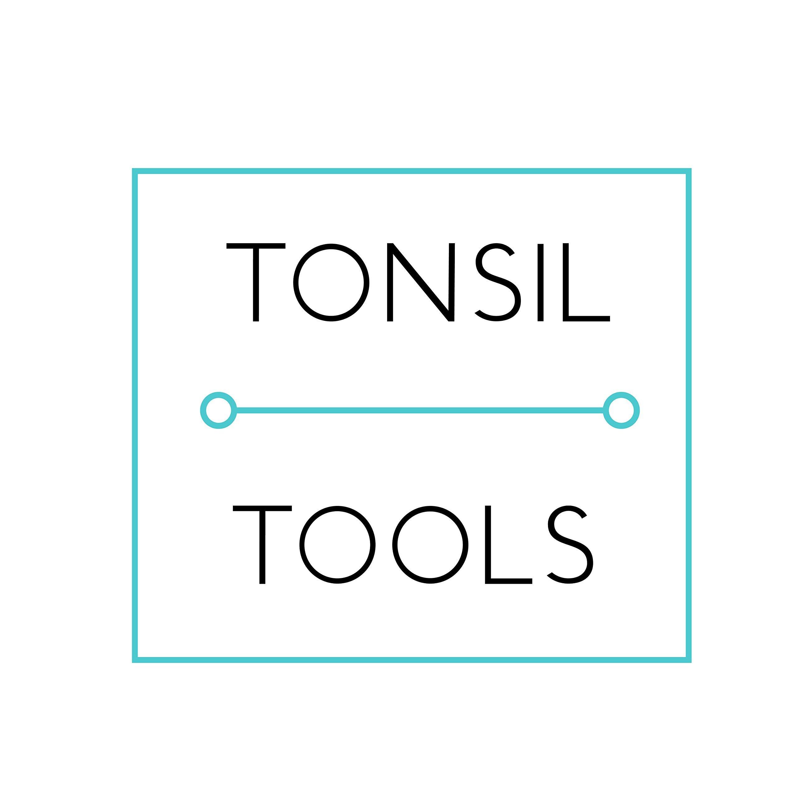 Premium Tonsil Stone Removal Kit; LED Tonsil Tool w/ 3 Adaptors, Stainless Steel Tonsil Pick, 12ml Curved Tonsil Irrigation Syringe