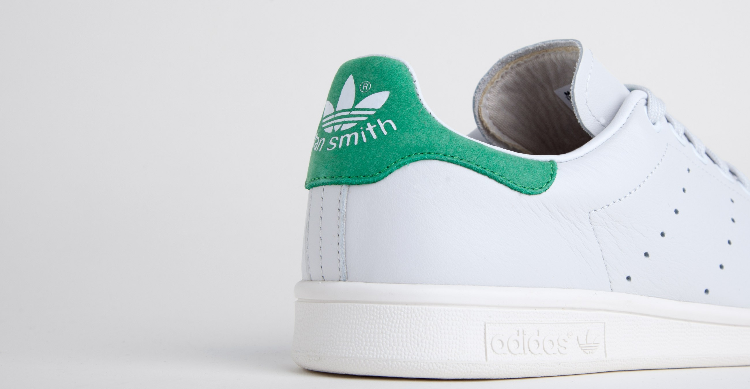 Adidas Stan Smith Suede White