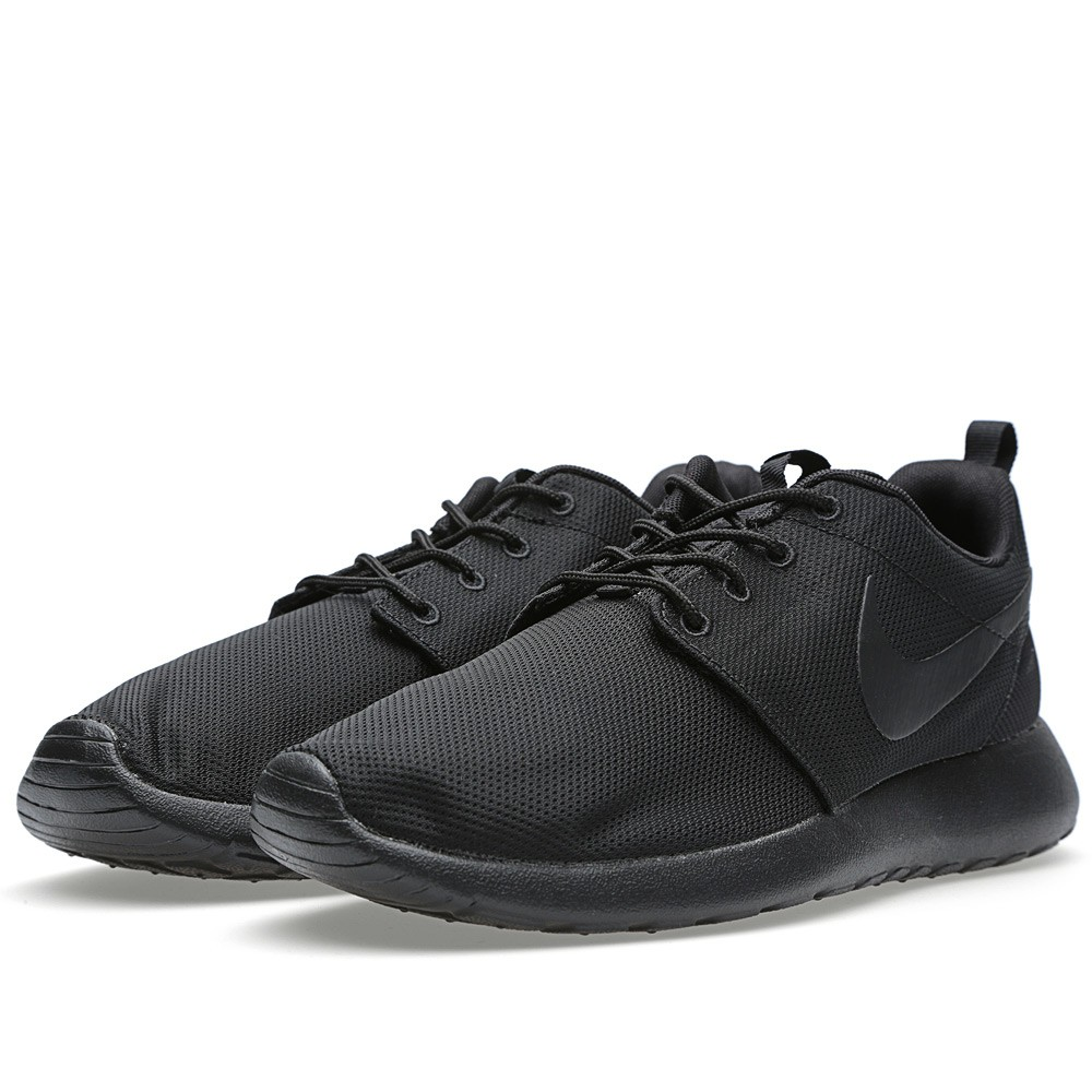 Nike Roshe Women Black patchworkgarden-shop.co.uk