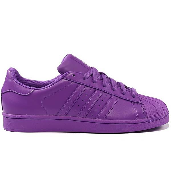 adidas super color violeta