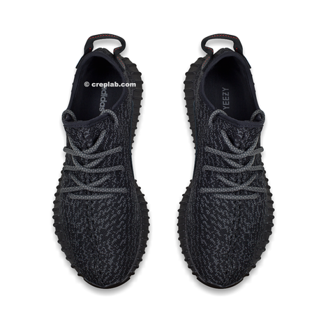 Adidas Yeezy 350 Boost Low Black Pirate
