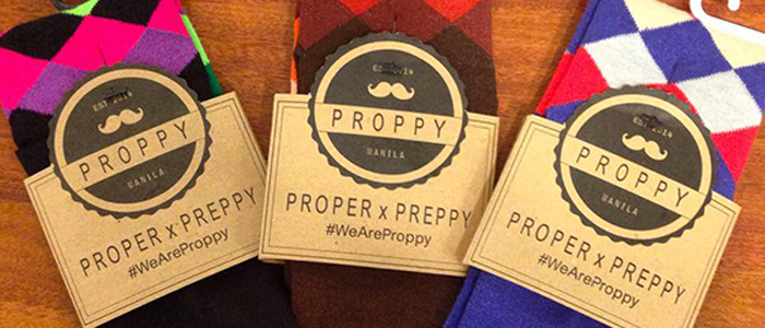 PAL Boutique Proppy Socks