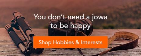 Shop Hobbies & Interests