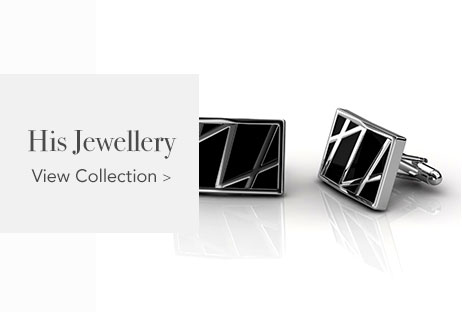 View His Jewellery collection
