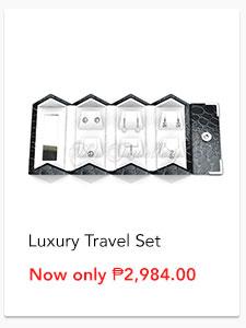 Luxury Travel Set