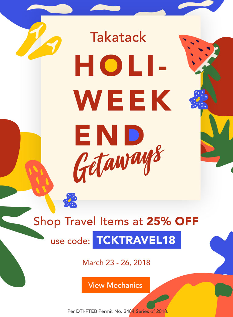 Holi-Weekend Getaways