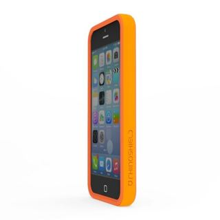 Rhino Shield Crash Case for Apple iPhone SE/5S/5 Orange