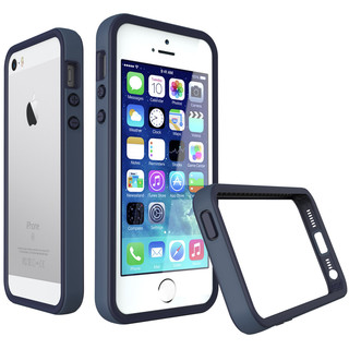 Rhino Shield Crash Guard iPhone SE/5/5s- Dark Blue
