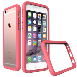 Rhino Shield Crash Case for Apple iPhone 6/s Plus- Coral Pink