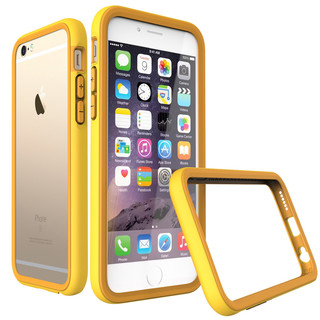 Rhino Shield Crash Case for Apple iPhone 6/s Plus- Yellow