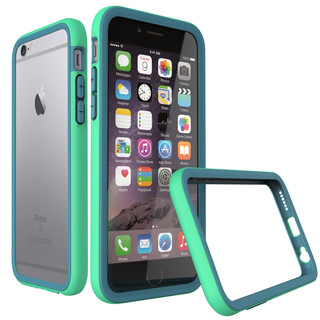 Rhino Shield Crash Case for Apple iPhone 6/s Plus- Green