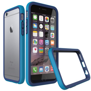 Rhino Shield Crash Case for Apple iPhone 6/s Plus- Blue