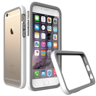 Rhino Shield Crash Case for Apple iPhone 6/s Plus- White