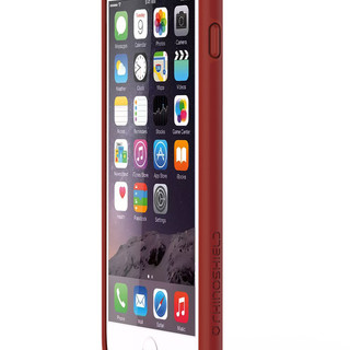 Play Proof for Iphone 6/s Plus - Red