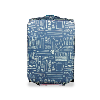 WANDERSKYE ART TOOLS LUGGAGE COVER