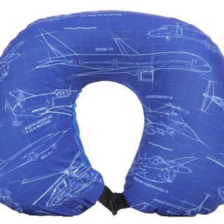 WANDERSKYE AIRPLANES NECK PILLOW
