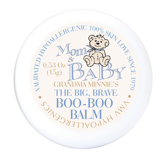 VMV Grandma Minnie's The Big, Brave Boo-Boo Balm