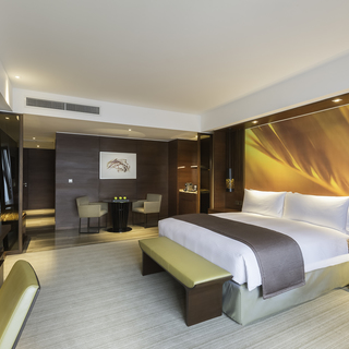 Marco Polo Ortigas Premier Room