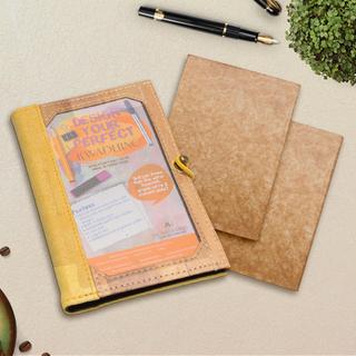Jacinto & Lirio Pinto Mini Journal and 2 Mini Refills